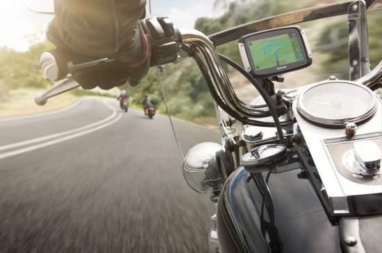 Nawigacja motocyklowa Rider  400